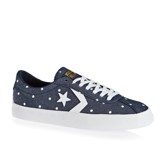 6df86708d1353b Converse. Converse Breakpoint Ox Womens Shoes - Navy white white