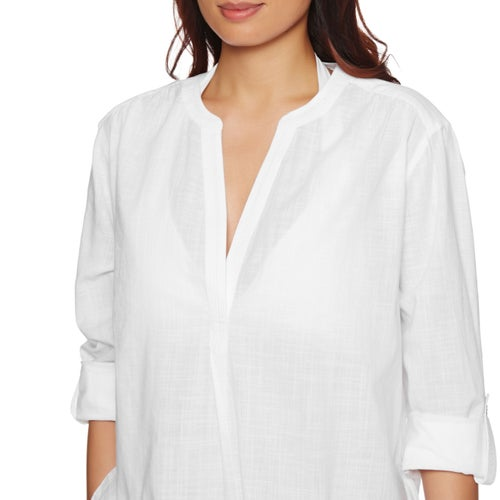 Seafolly Boyfriend Beach Womens Shirt