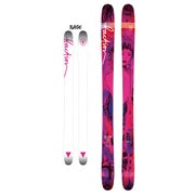 Faction Prodigy 2018 Womens Skis - Multicoloured