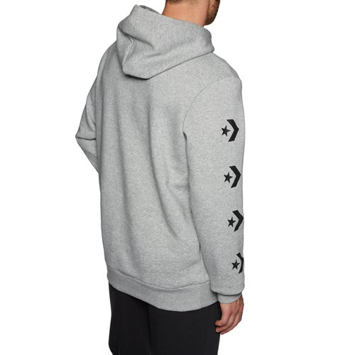 02d84896c4e Converse Star Chevron Graphic Pullover Hoody available from Surfdome