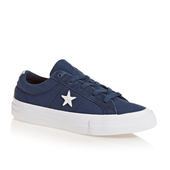 076bc1cc77fb Converse. Converse One Star Ox Youth Boys Shoes ...
