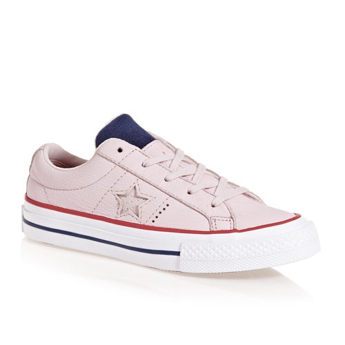 b3c98cb7f1df Converse One Star Ox Youth Girls Shoes - Free Delivery options on ...