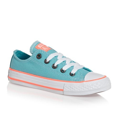 Converse Chuck Taylor All Star Ox Junior Girls Shoes