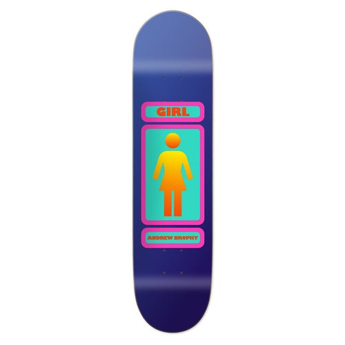 Girl 93 Til Andrew Brophy 8.25 Inch Skateboard Deck