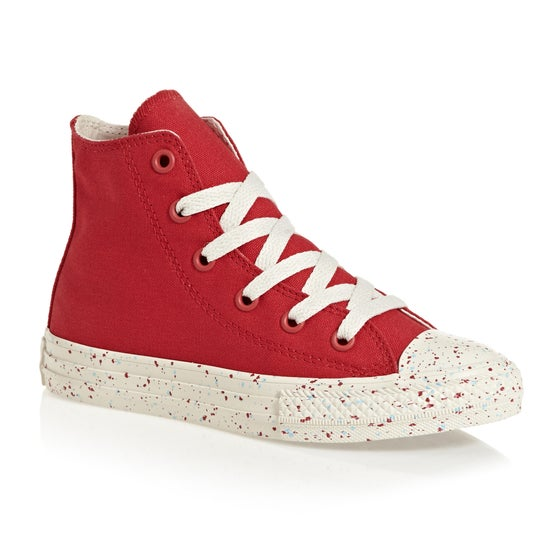 Converse. Converse Chuck Taylor All Star Hi Junior Boys Shoes ... 4ee377237
