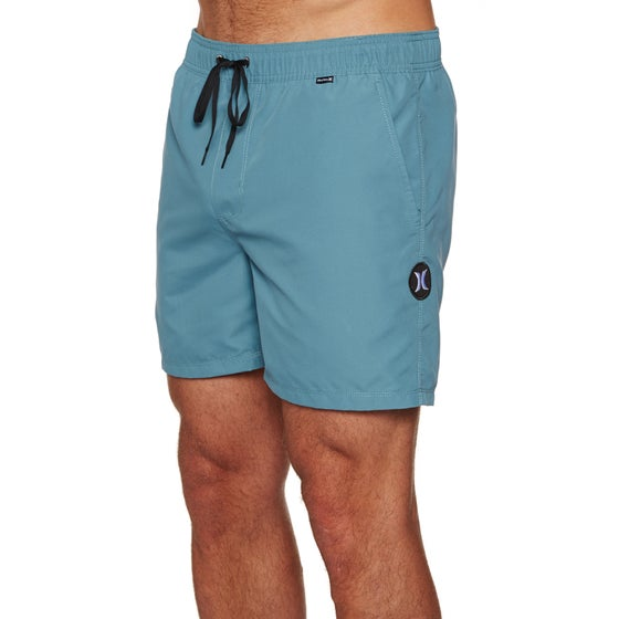 3de3b1a2c3e88 Hurley. Pantaloncini da Surf Hurley One And Only Volley 16in - Noise Aqua