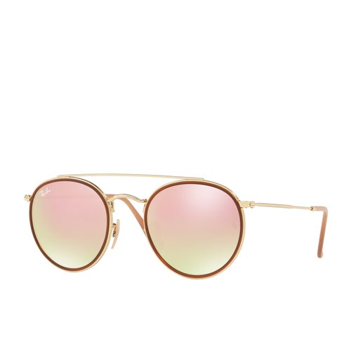 bd2fdb19b4 Ray-Ban Round Double Bridge Sunglasses - Free Delivery options on ...