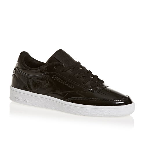 8a002a31a4d Reebok Club C 85 Patent Womens Shoes available from Surfdome