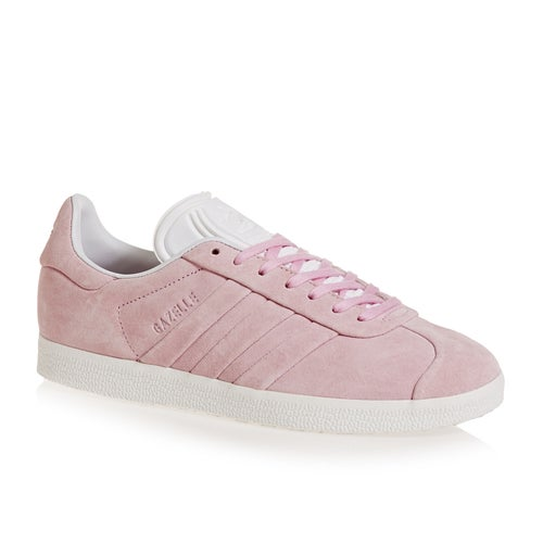 best service eef0b 79d17 Adidas Originals Gazelle Stitch And Turn Womens Shoes