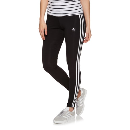 Adidas Originals 3 Stripe Womens Leggings available from Surfdome 0948193e672a