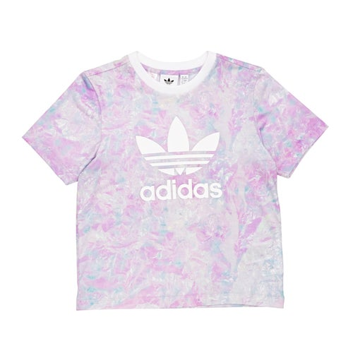 Adidas Originals Graphic Girls Short Sleeve T-Shirt - Free Delivery ... f418db894