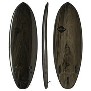 Softech Flash Performance FCS II Surfboard - Black Marble