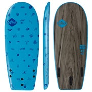 Softech Rocket Launch FCS II Surfboard - Blue