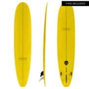 Modern The Boss PU Surfboard - Yellow Tint