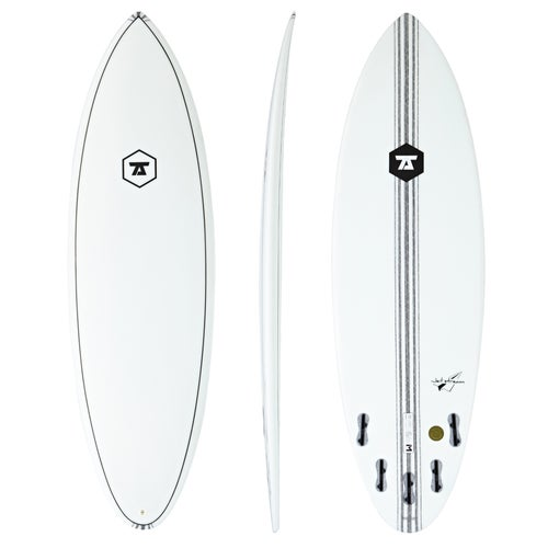 7S Jetstream Innegra Matrix FCS II Surfboard