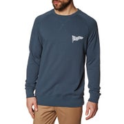 Passenger Clothing Grounded Sweater - Navy