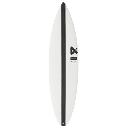 Fourth Surfboards Charge 2.0 Base Construction FCS II 5 Fin Surfboard