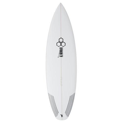 Channel Islands Fever Futures Thruster Surfboard