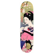 Primitive Tucker Geisha 8 Inch Skateboard Deck - Multicolour