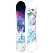 Gnu Chromatic BTX Snowboard - Multi