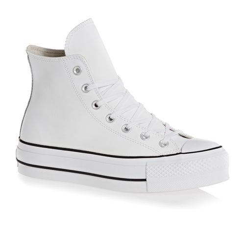 016571e52f6a6 Converse Chuck Taylor All Star Lift Clean Hi Womens Shoes available ...
