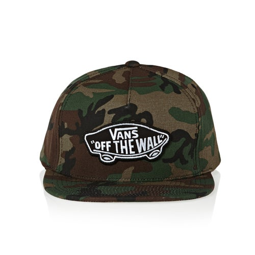 44ea6f5030 Vans Classic Patch Snapback Cap available from Surfdome