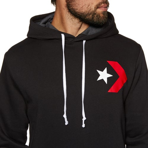 005c92cbfc3 Converse Mens Star Chevron Graphic Pullover Hoody available from ...
