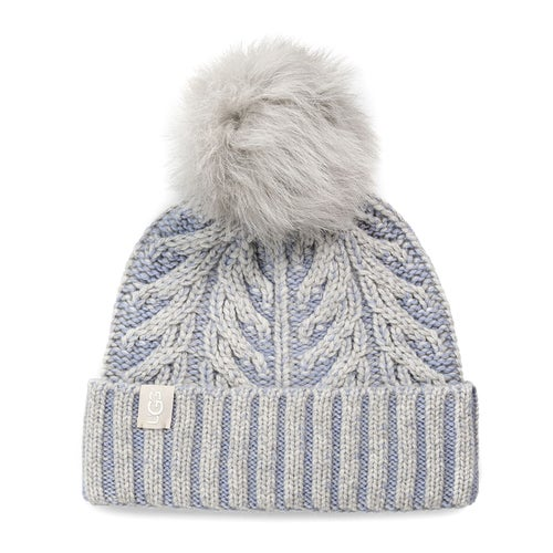 UGG Cable Pom Womens Beanie available from Surfdome 7cfcc8c7e542