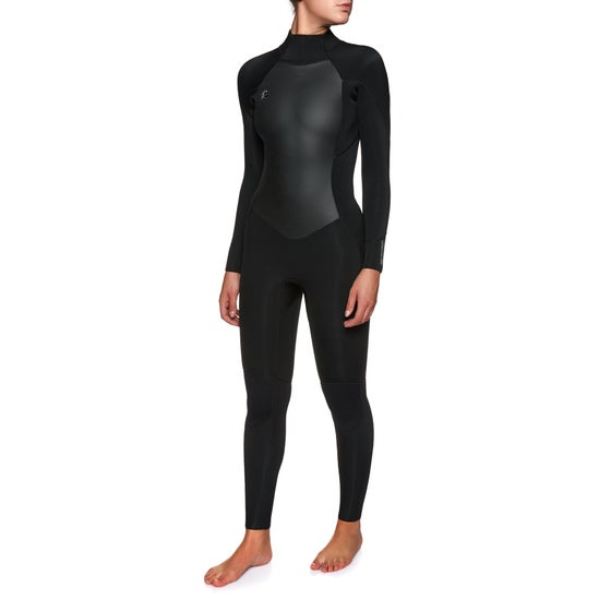 3150636720 O Neill. O Neill Womens O riginal 4 3mm 2018 Back Zip Wetsuit ...