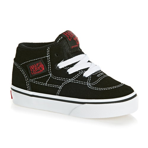 Vans Half Cab Kids Toddler Shoes available from Surfdome 145d4fc5da5