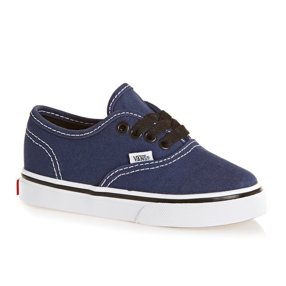 03f65a29a5 Vans Authentic Kids Shoes - Medieval Blue Black