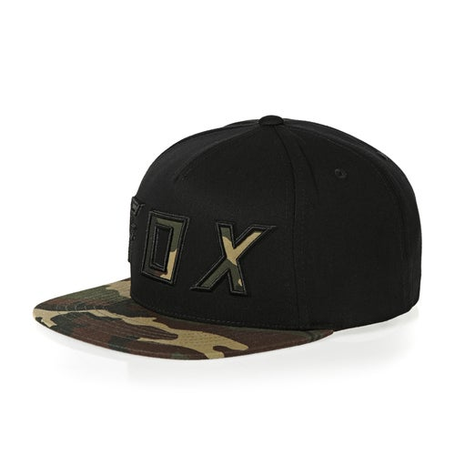 Fox Racing Posessed Snapback Cap available from Surfdome 5f1bc7b20fa