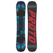 Never Summer Proto Type Two X Snowboard - Multi