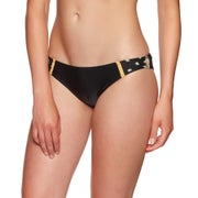 Roxy Pop Surf Regular Womens Bikini Bottoms