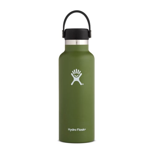 Hydro Flask 18 oz Standard Mouth With Standard Flex Cap Water Bottle