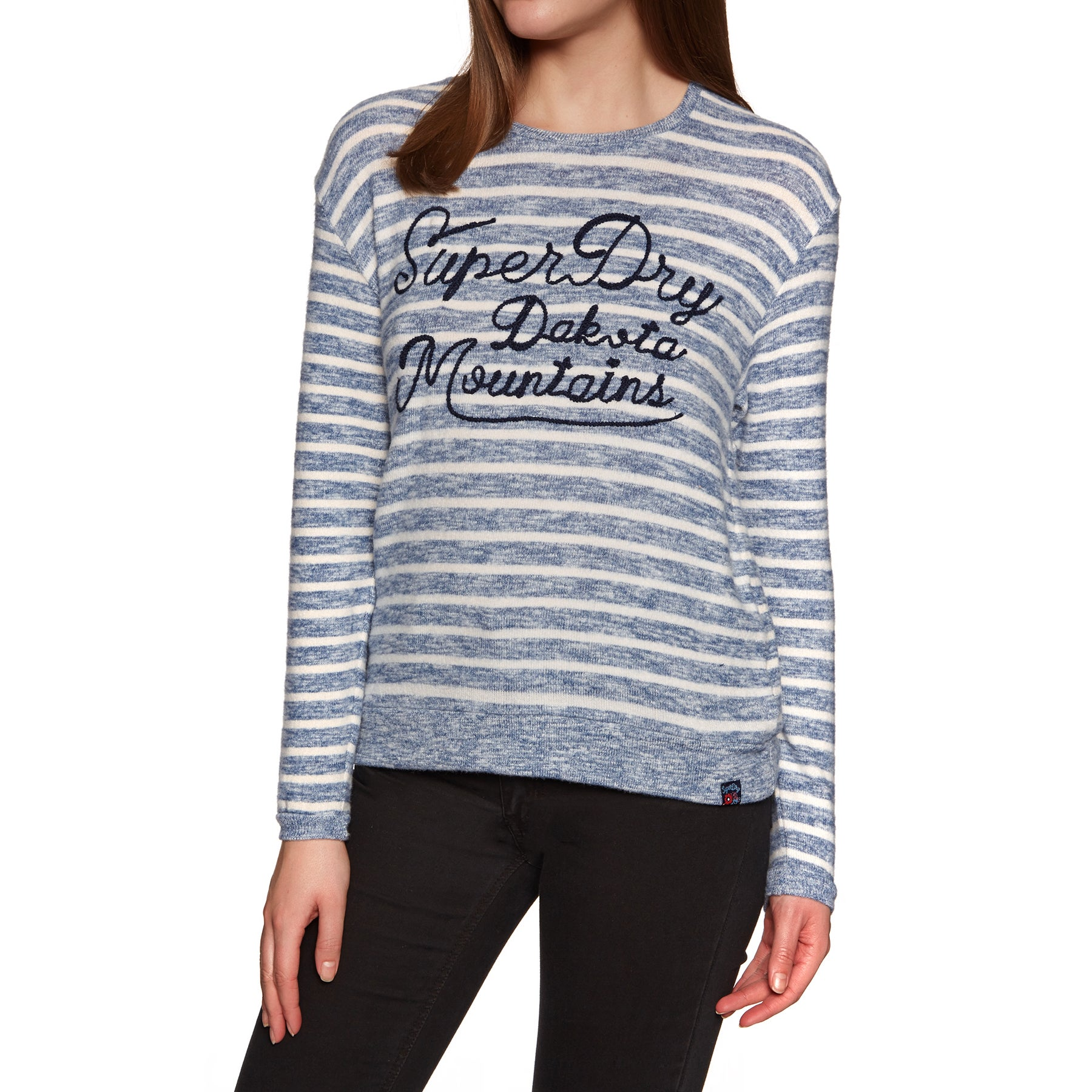 Superdry Pullover Damen. Interesting Sweatjacke Grey With