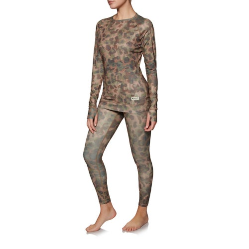 Burton Lightweight Crew Thermal Womens Base Layer Top