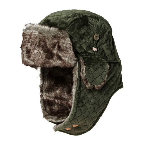 New Era Winter Pack Trapper Womens Hat available from Surfdome aa6d7365cc1