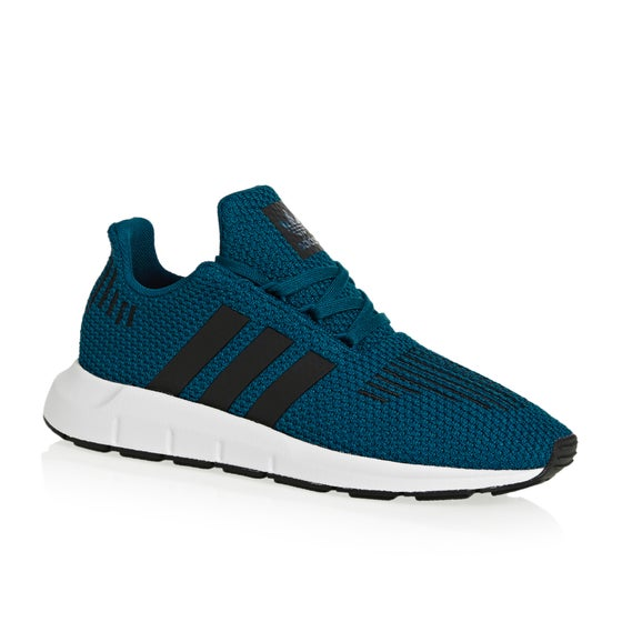 c0bb78555c8 Adidas Originals. Adidas Originals Swift Run C Kids Shoes - Legend Marine Black  White