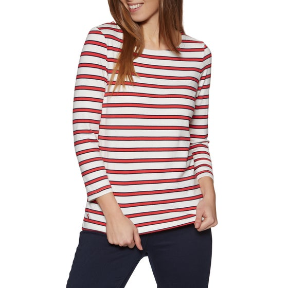 a02f230467235 Joules. Joules Harbour Jersey Womens Top ...