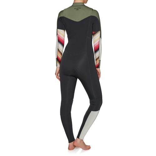 57483db3c5 Billabong Salty Dayz 4 3mm 2019 Chest Zip Wetsuit available from ...