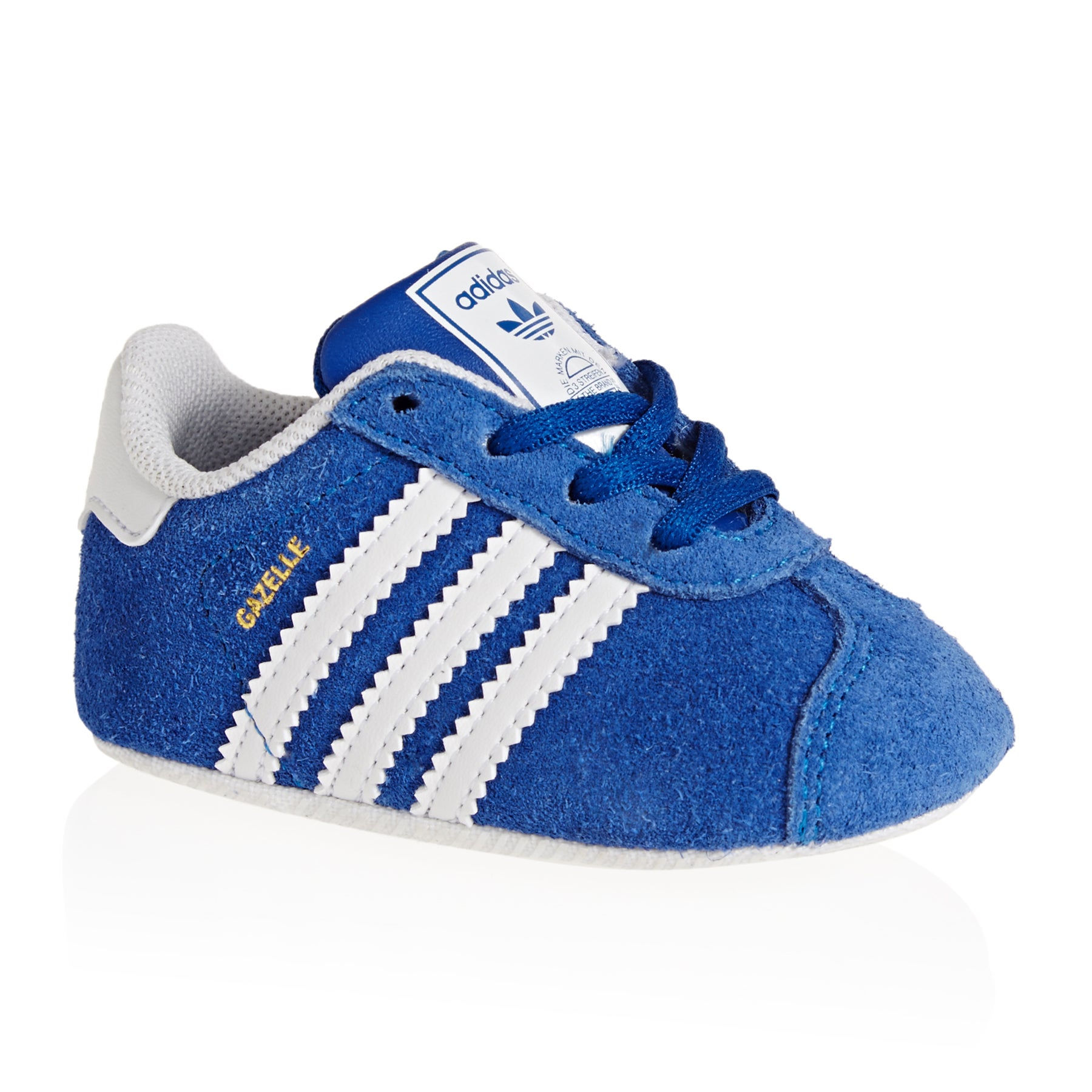 Adidas Originals Gazelle Crib Kids Shoes available from Surfdome 3bf15ac41ab