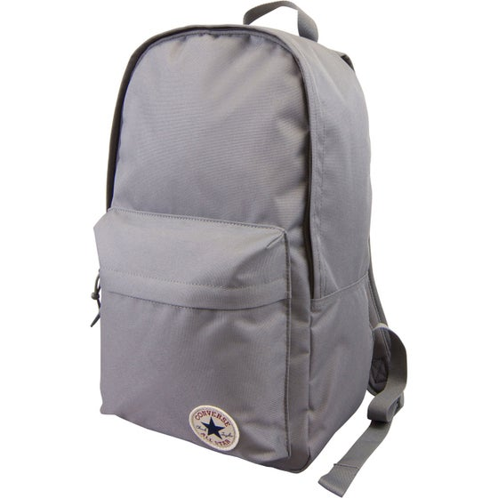 Converse. Converse EDC Poly Backpack - Cool Grey 3009728ad16d3