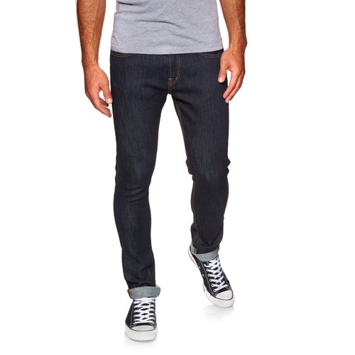 04445680b9a3d Quiksilver Revolver Rinse Straight Fit Jeans available from Surfdome
