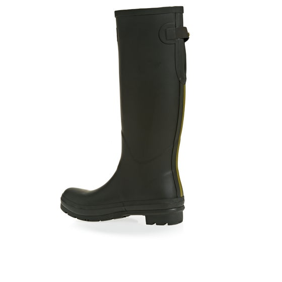 4103f6991df90 Botas de lluvia Mujer Joules Field - Olive