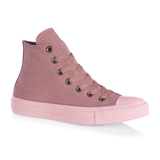 697e3030633 Converse. Converse Chuck Taylor All Stars Hi Shoes - Rust Pink ...