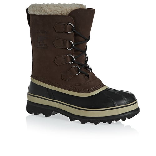 Sorel Caribou Faux Fur Boty available from Surfdome 2110f66631