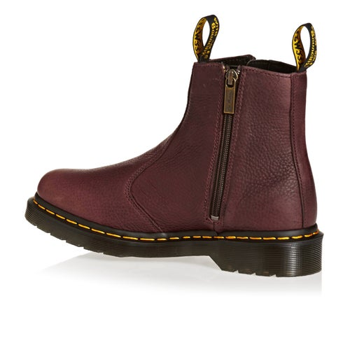 e6cc72754cb5b Dr Martens 2976 W zips Womens Boots available from Surfdome