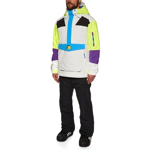 O Neill Frozen Wave Anorak Snow Jacket