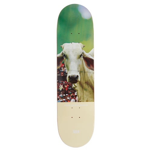 Sour Nisse Cow 8.18 Inch Skateboard Deck